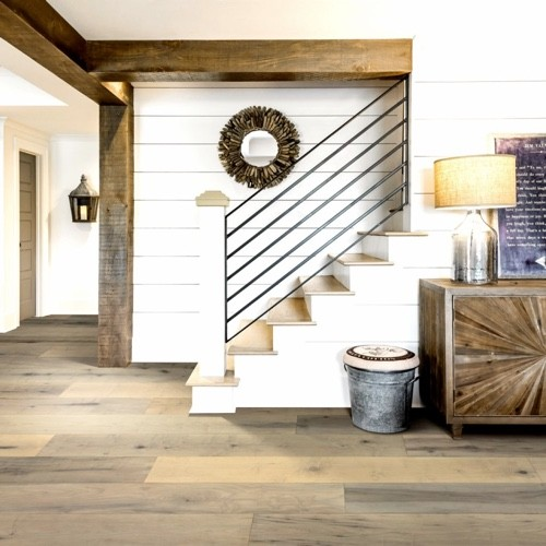 Farmhouse flooring | Great Lakes Carpet & Tile