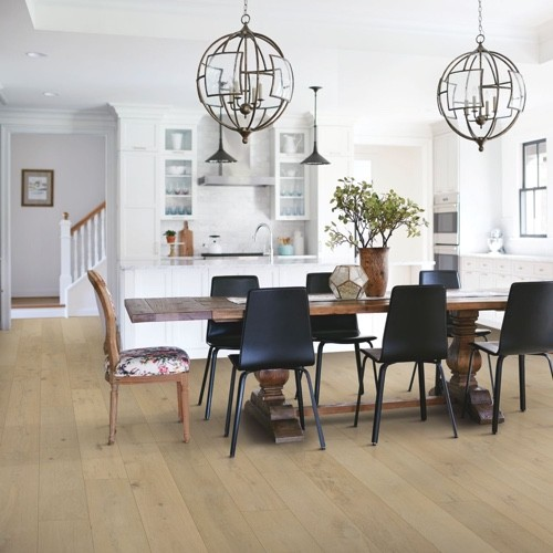 Dining room flooring | Great Lakes Carpet & Tile