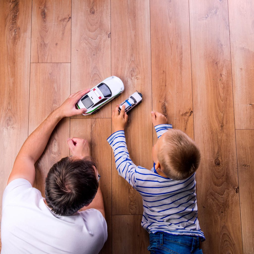Best hardwood for families | Great Lakes Carpet & Tile