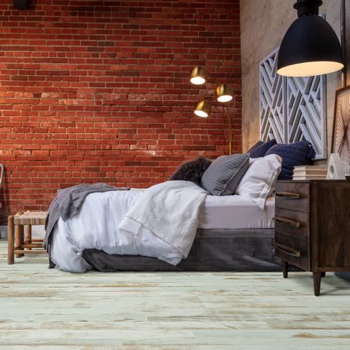 Brick wall | Great Lakes Carpet & Tile