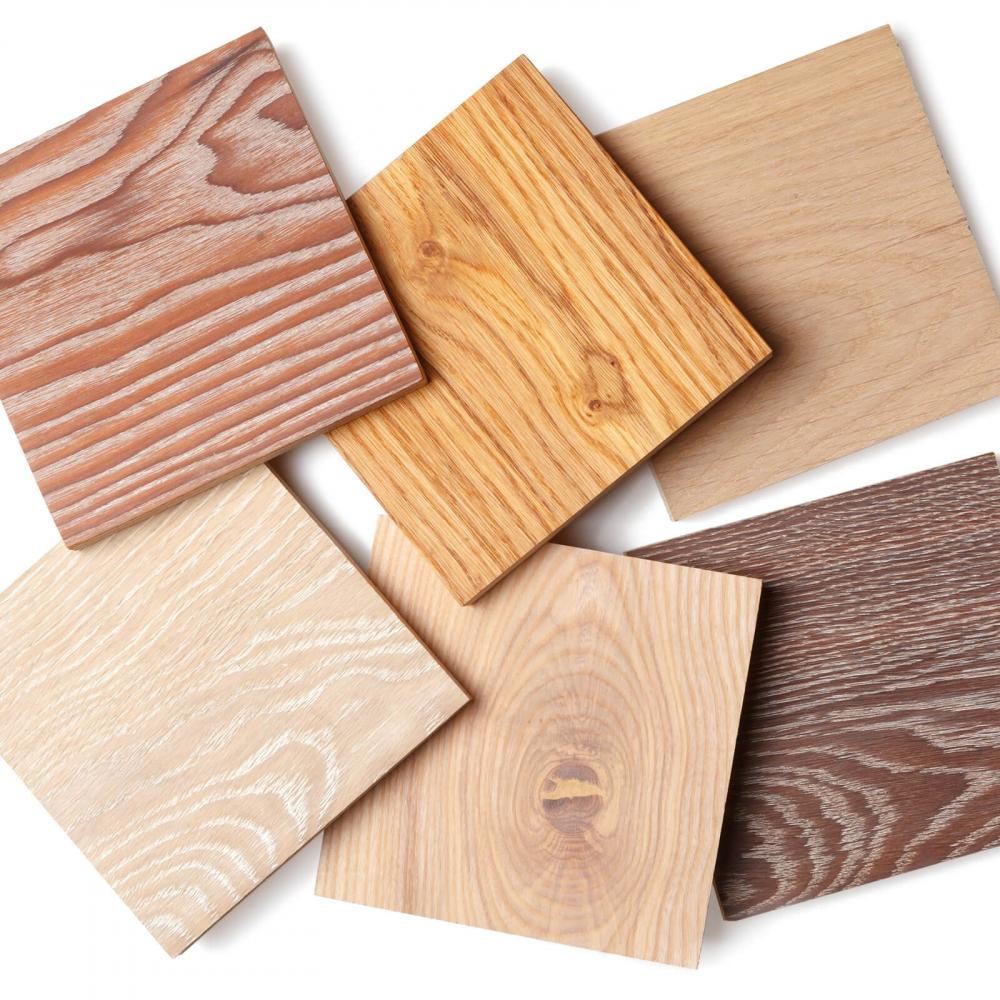 Hardwood samples | Great Lakes Carpet & Tile