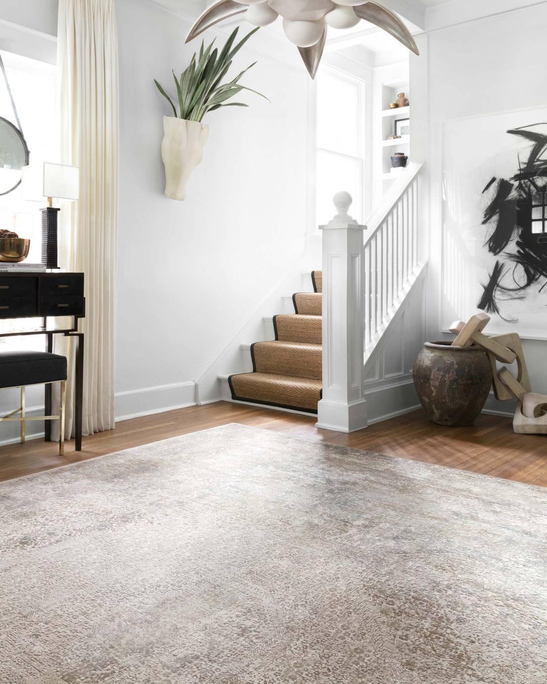 Stairway flooring | Great Lakes Carpet & Tile
