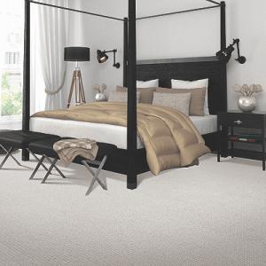 Lavish bedroom carpet flooring | Great Lakes Carpet & Tile
