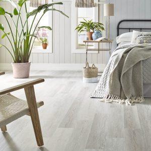 Bedroom vinyl flooring | Great Lakes Carpet & Tile