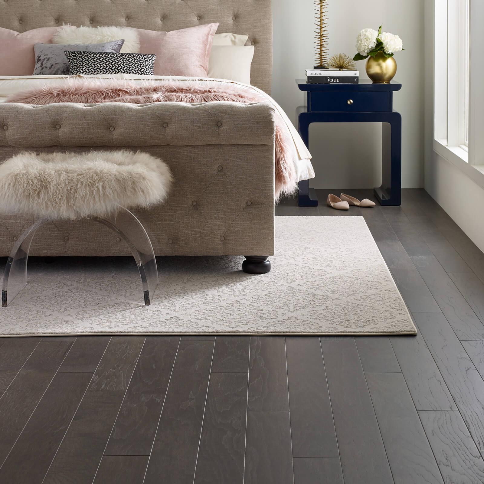 Northington smooth hardwood flooring | Great Lakes Carpet & Tile