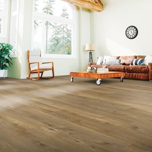 Spacious living room | Great Lakes Carpet & Tile