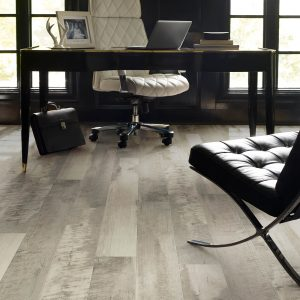 Pier park office flooring | Great Lakes Carpet & Tile
