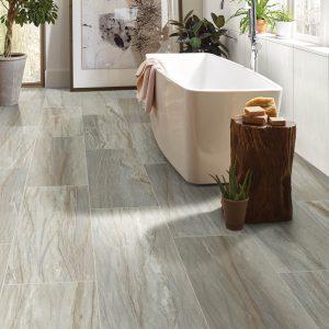 Sanctuary bathroom | Great Lakes Carpet & Tile