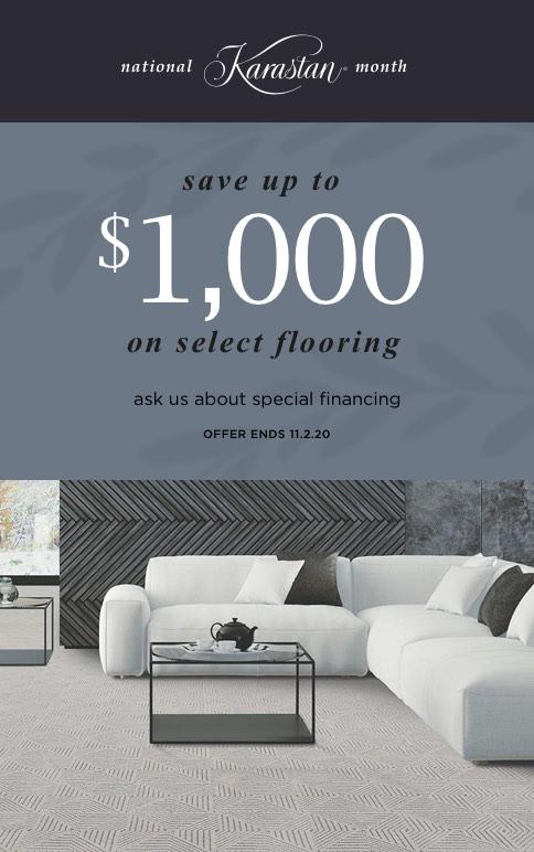 Karastan Flooring Sale | Great Lakes Carpet & Tile