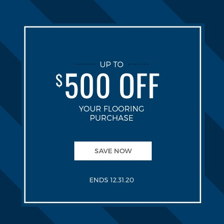 $500 Off on Flooring Purchase | Great Lakes Carpet & Tile