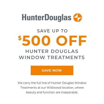 Hunter-Douglas-sale