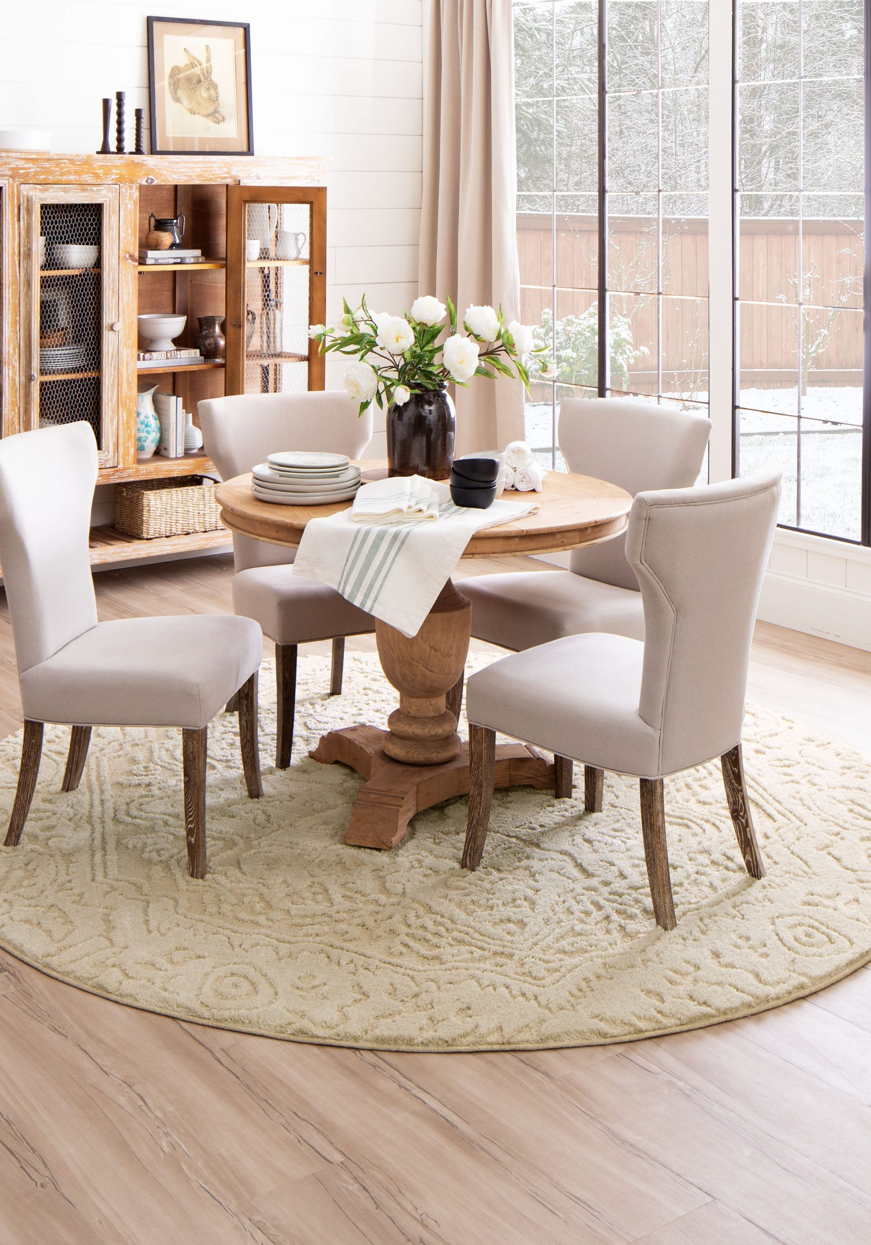Small dining table | Great Lakes Carpet & Tile