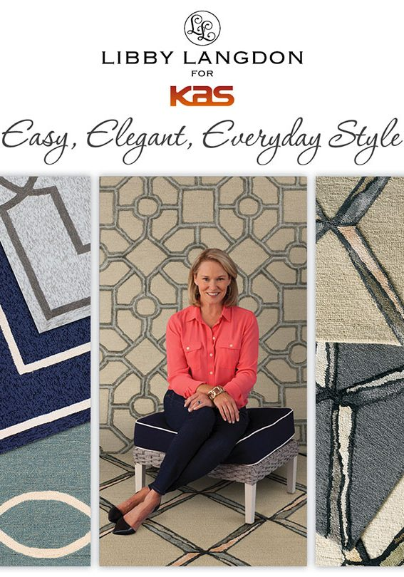 Libby langdon for Kas | Great Lakes Carpet & Tile
