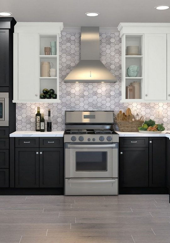Kitchen cabinets | Great Lakes Carpet & Tile
